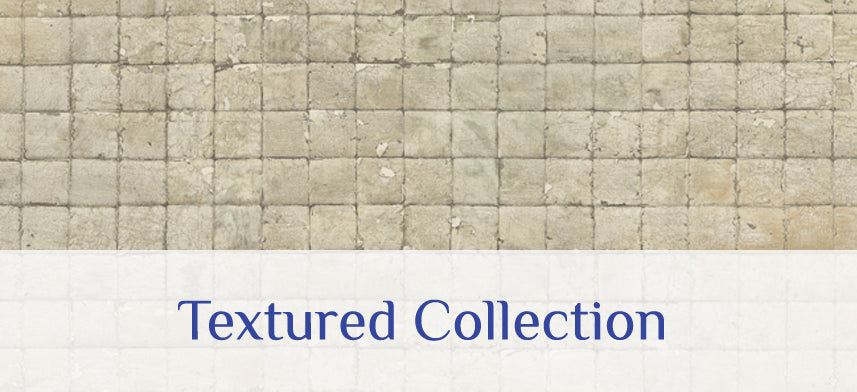 About Wall Decor's Textured Wallpaper Collection