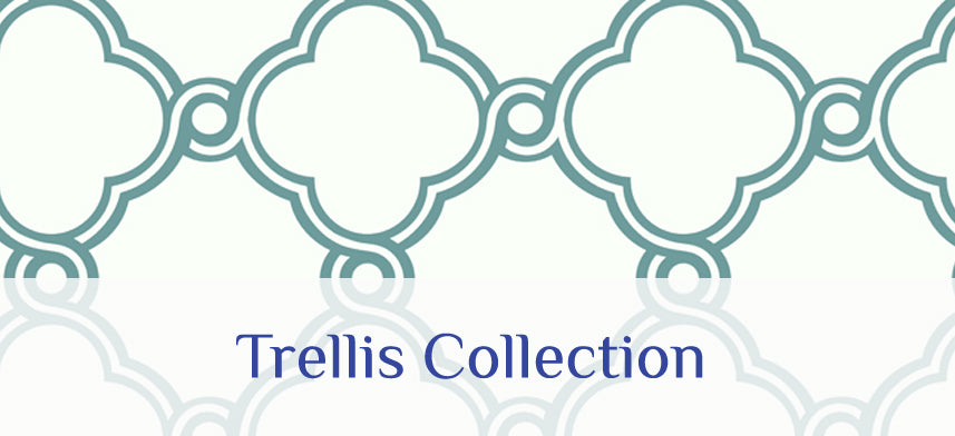 About Wall Decor's Trellis Wallpaper Collection