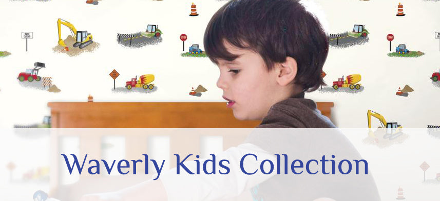 "About Wall Decor's ""Waverly Kids"" Collection"