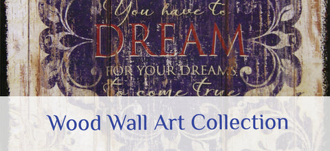 Shop About Wall Decor's Wood Art Wall Decor Collection