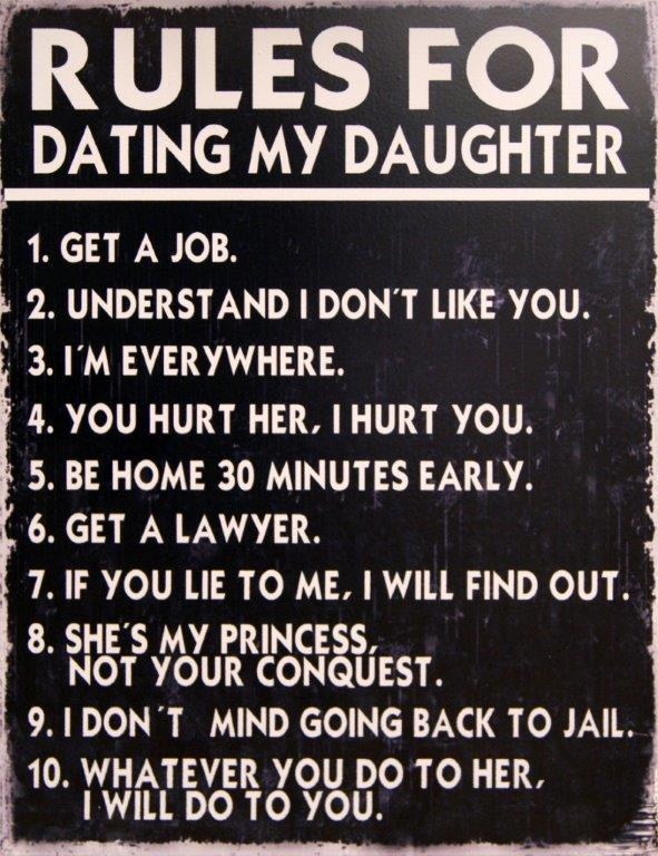Dating gift rules