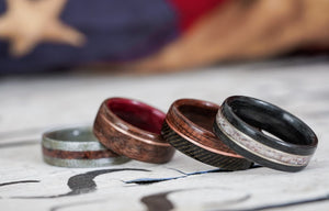 men's wedding band