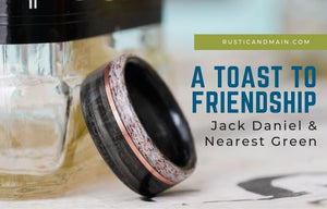 A Toast to Friendship: Jack Daniel and Nearest Green