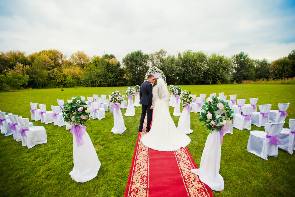 micro wedding venue outdoors