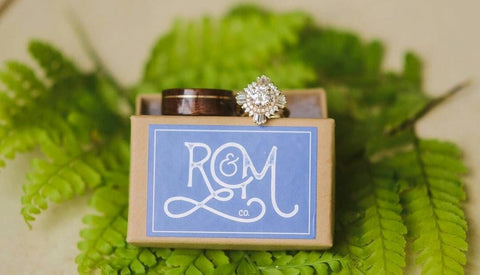R&M wedding ring to match engagement ring