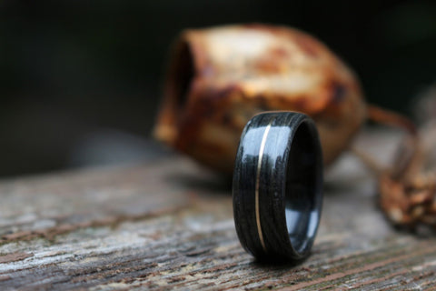 center inlay ring