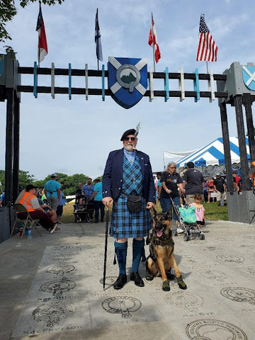 events at the grandfather mountain highland games