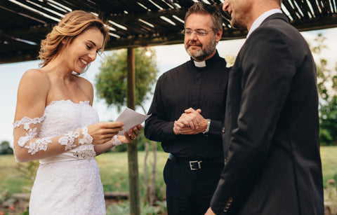 married couple renewal of vows