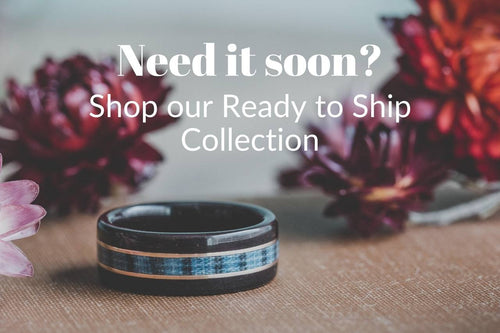 Shop Ready to Ship Ring Collection