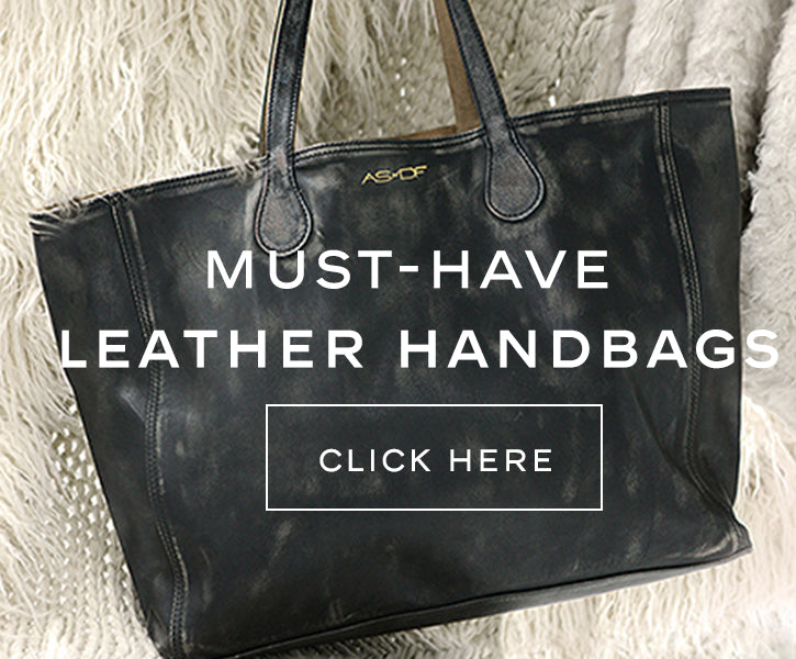 Must-Have Leather Handbags from AS by DF
