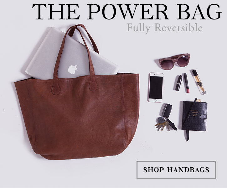 THE POWER BAG FULLY REVERSIBLE