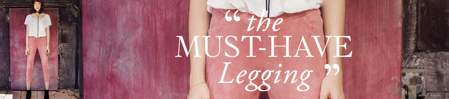 AS by DF Leather Leggings   THE MUST-HAVE LEGGING