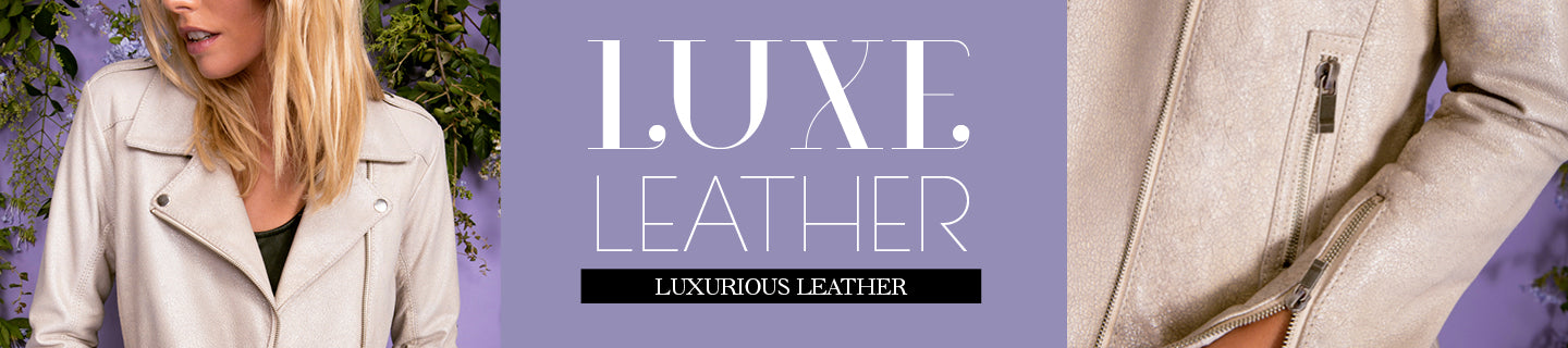 AS by DF: LEATHER WE LOVE