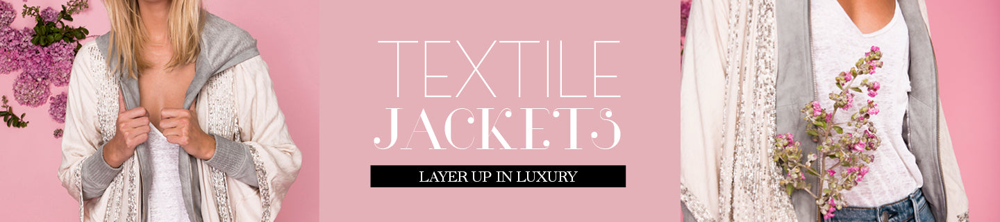 AS by DF Textile Jackets | THE PERFECT LAYER