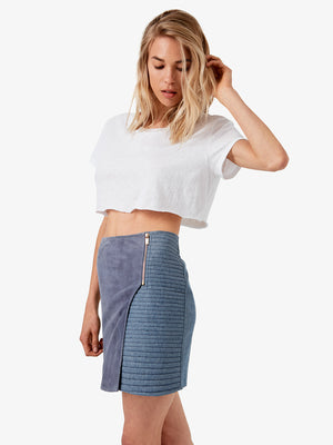 AMIRA WRAP SKIRT