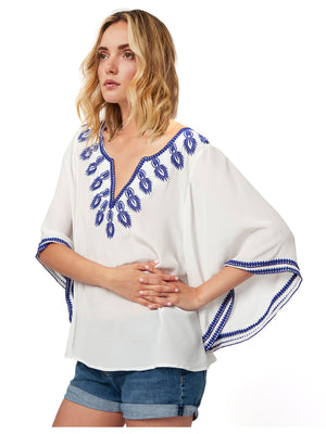 TREASURE SILK TUNIC