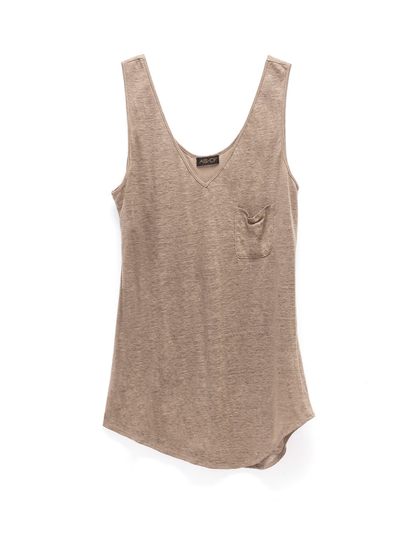 Seaside Luxe Tank