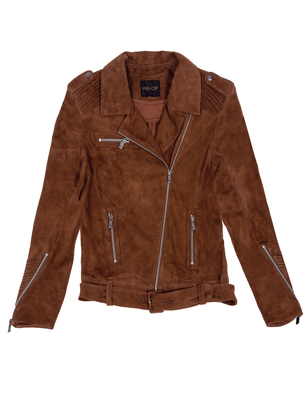LONDON MOTO LEATHER JACKET