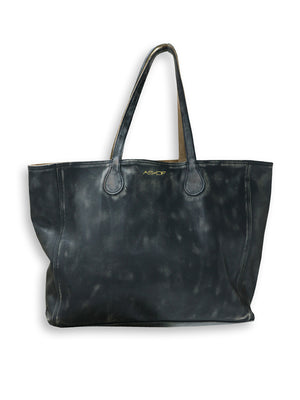 THE ICON REVERSIBLE SHOPPER BAG
