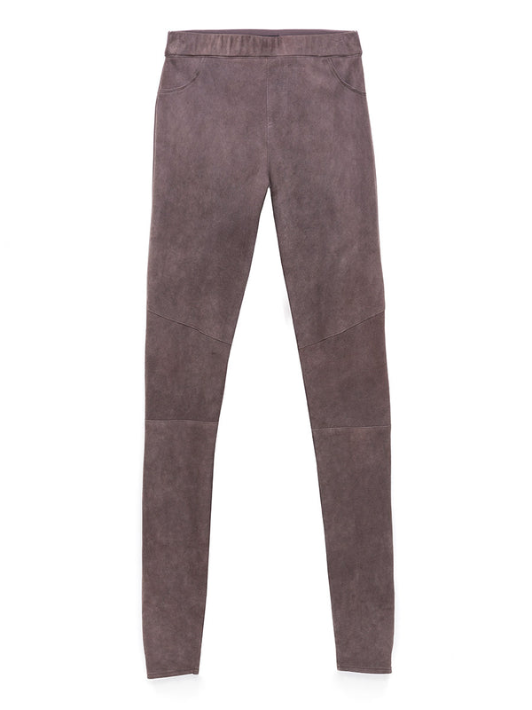 KIKI SUEDE LEGGINGS