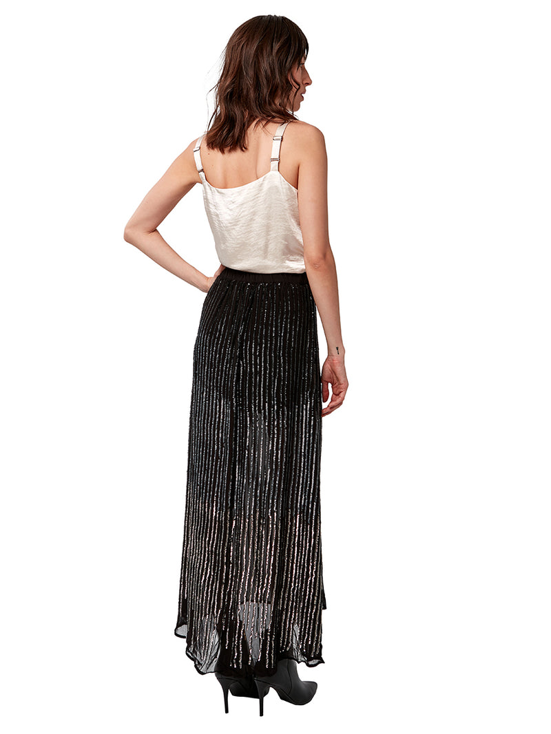 ISOLDE SEQUIN SKIRT