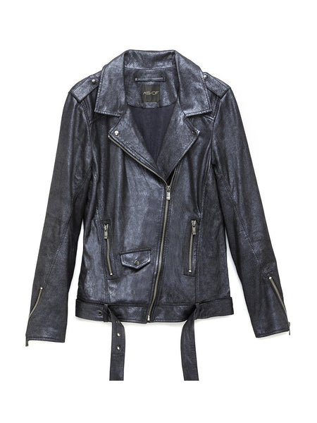 Arielle Cult Suede Jacket