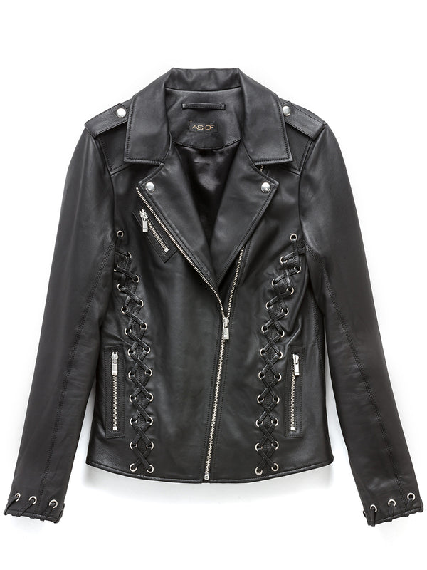 Dita Leather Jacket