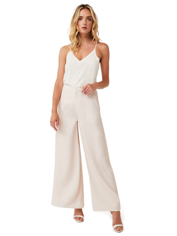 FAR & AWAY WIDE LEG TROUSERS