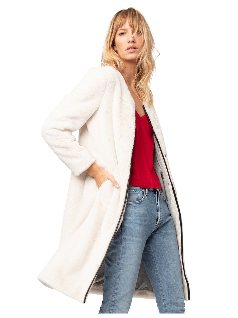 Cloud Nine Fur Duster