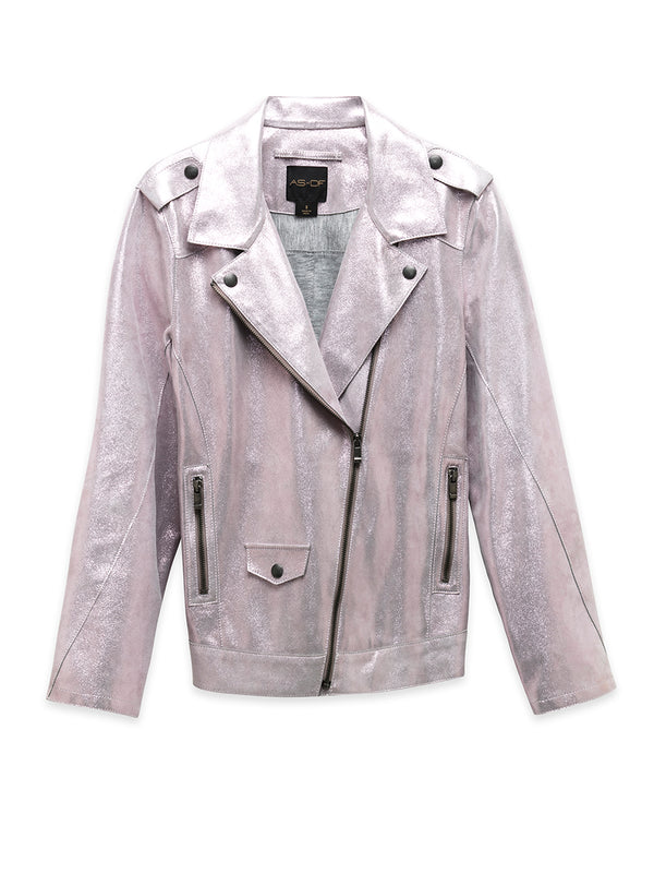 CLEO LEATHER JACKET