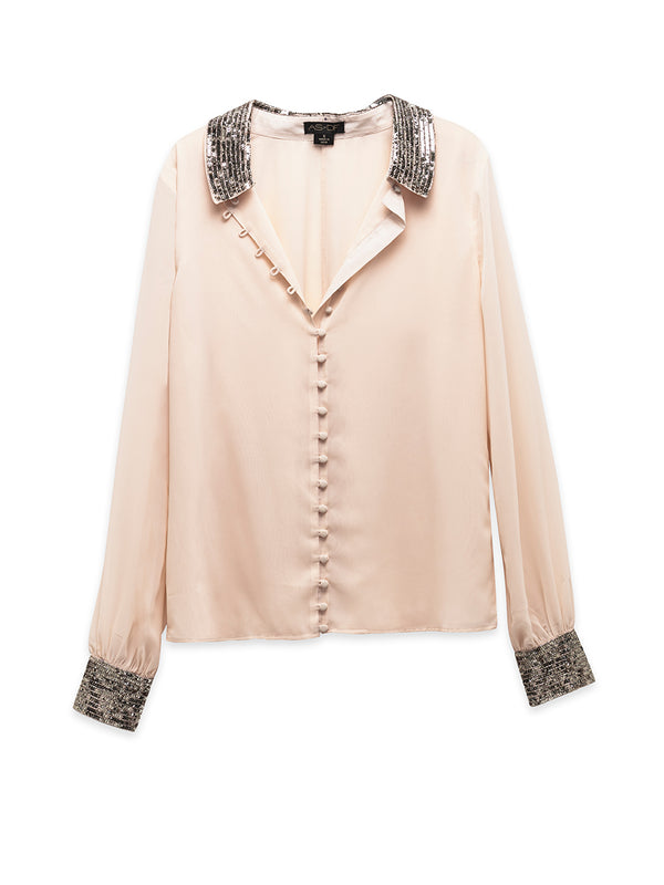 Giada Beaded Blouse