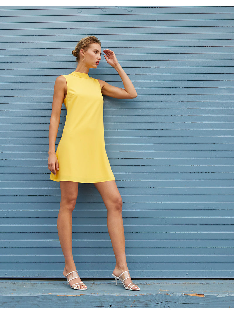 SOLARE SHIFT DRESS