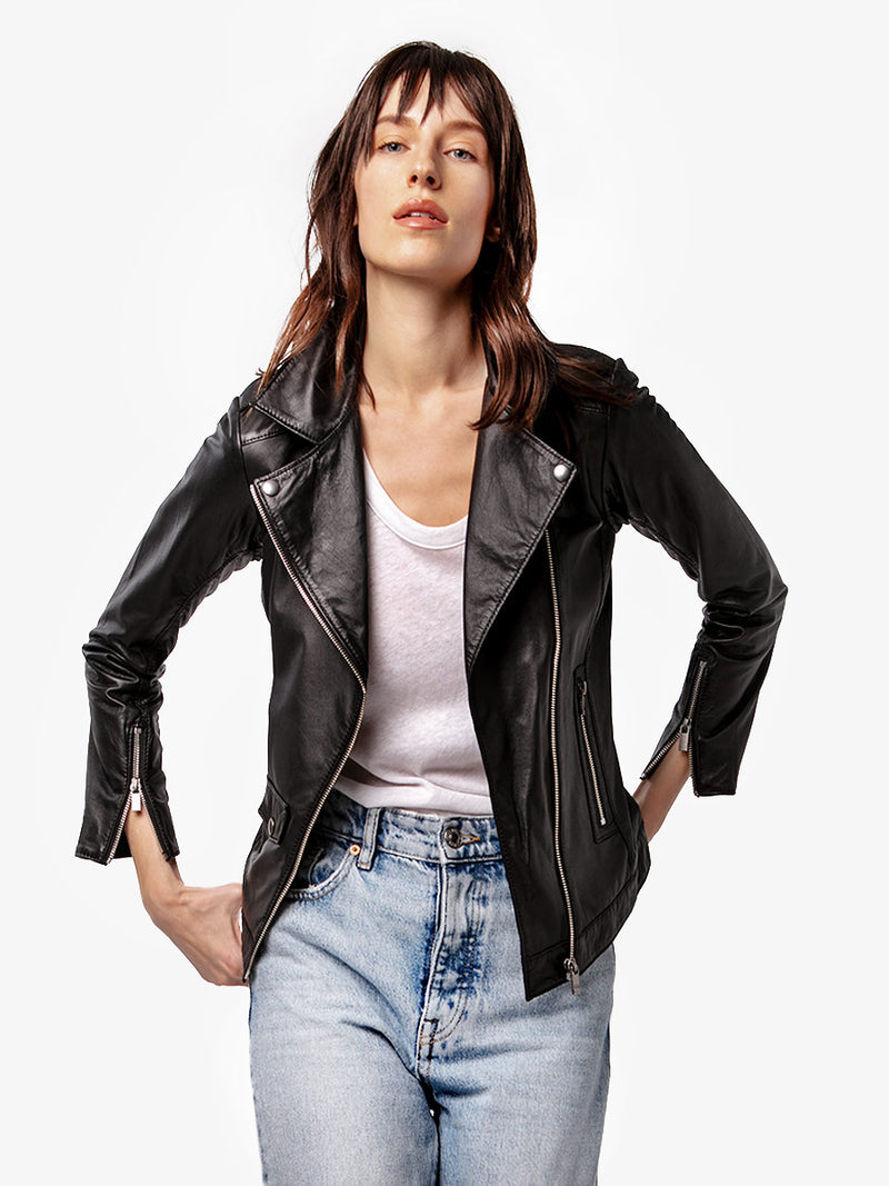 CULT LEATHER JACKET