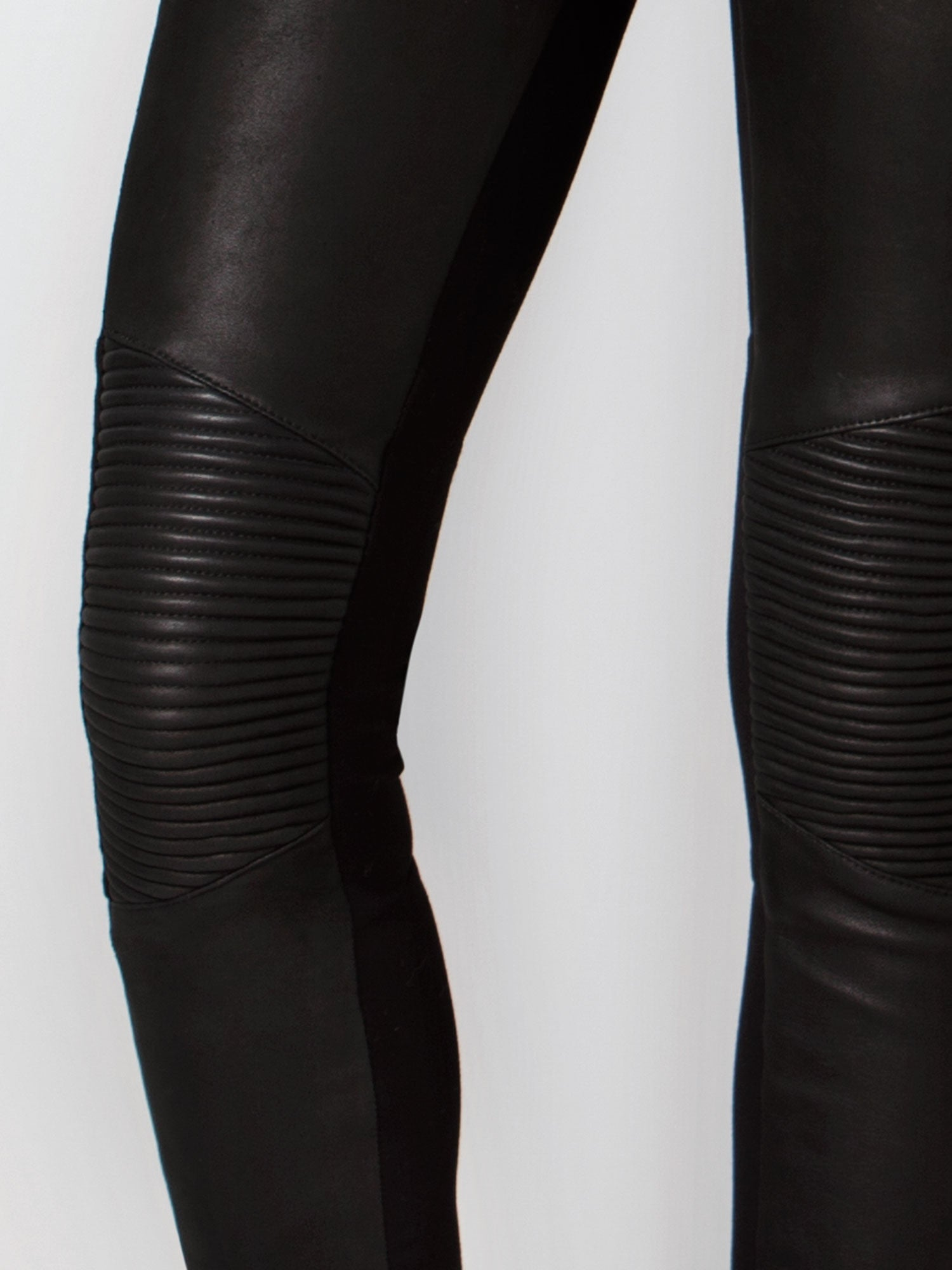 BLACK NIGHTS LEATHER LEGGINGS