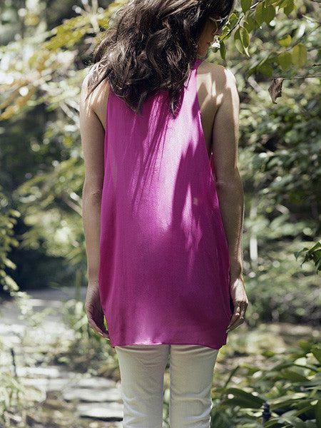 TULUM SILK TUNIC