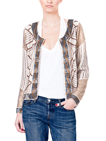 BIANCA BEADED JACKET