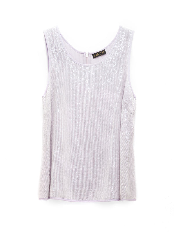 CHIARA SEQUIN TOP
