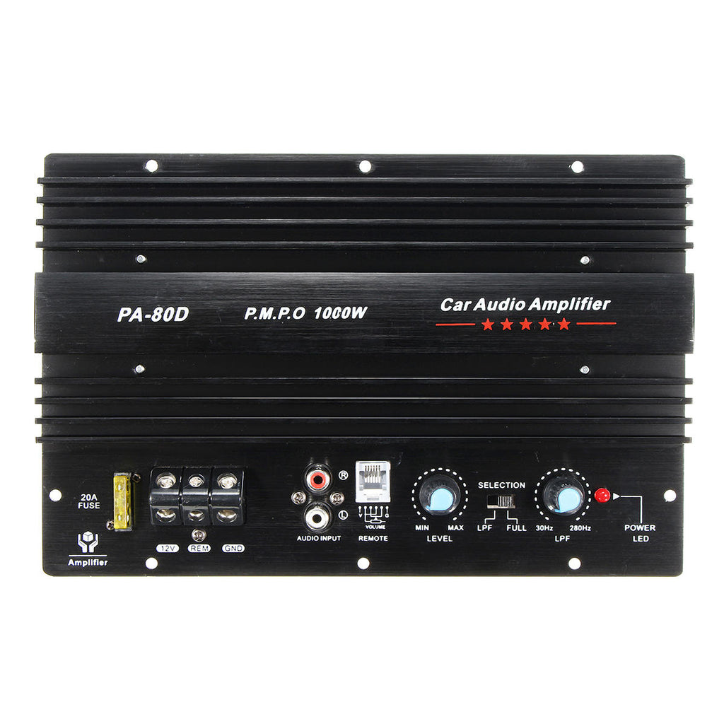 Why Are Amplifiers Important In a Car Audio System?