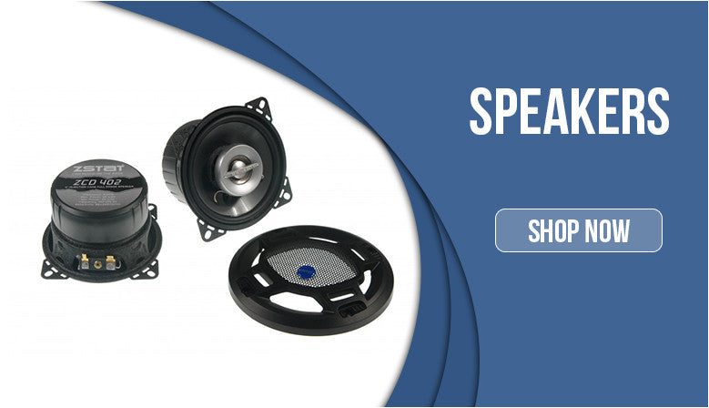 ZSTAT Car Audio Speakers