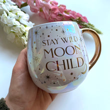 Load image into Gallery viewer, Moon Love Stoneware Mug