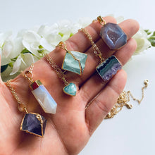 Load image into Gallery viewer, Flourite Magic Necklace