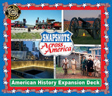 Snapshots: American History. Expansion Deck-Case lot of 12