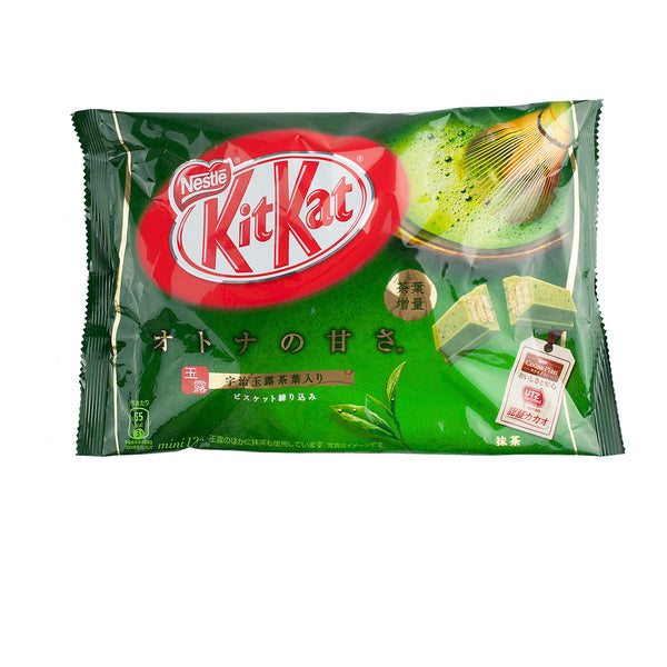 KIT KAT MINI GREEN TEA (MATCHA)