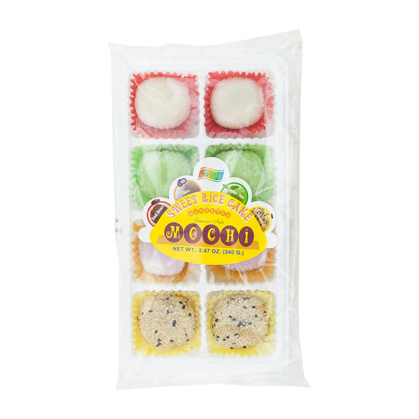 SOGO ASSORTED MOCHI (8 PIECES) 綜合日式麻糬