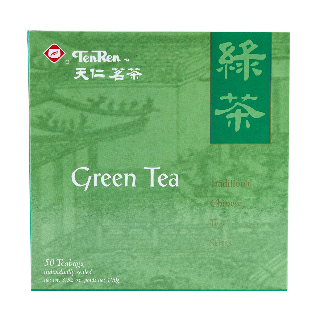 TEN REN'S GREEN TEA 天仁 綠茶