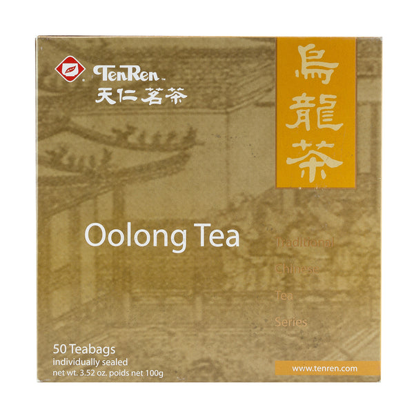 TEN REN'S OOLONG TEA 天仁 烏龍茶