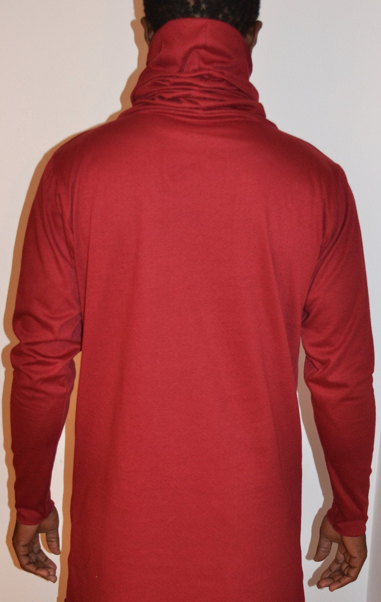 Pullover ''Red'' - Fatai Style