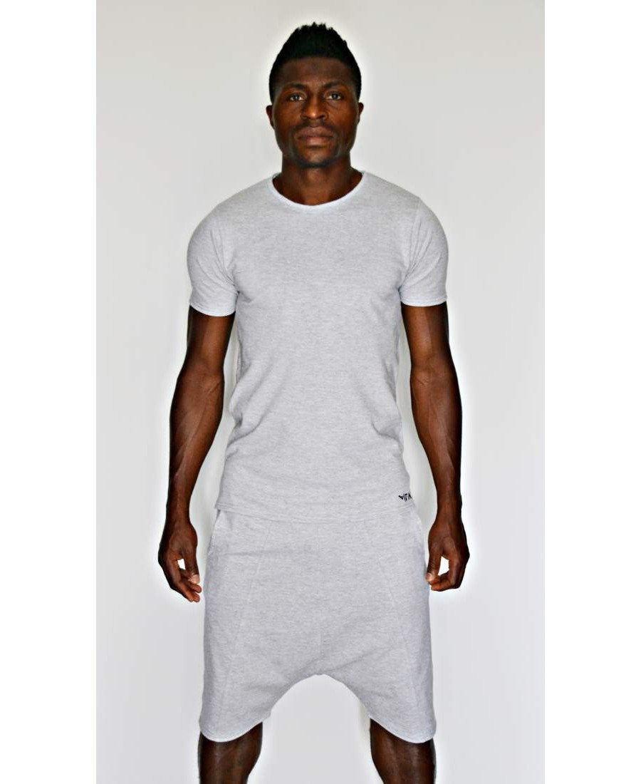Tracksuit ''AllGrey'' (t-shirt+trousers) - Fatai Style