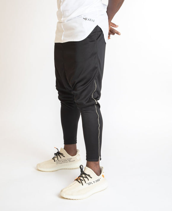 Trousers with long tour and zip - Fatai Style