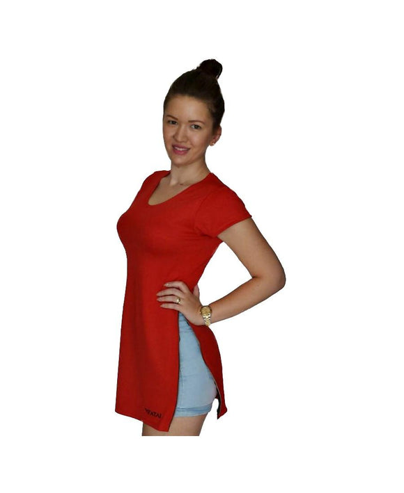 Top/Dress ''Red'' - Fatai Style